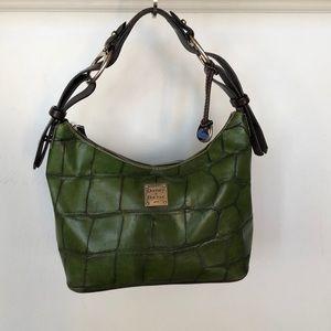 Dooney & Burke Crocodile Leather Design Purse